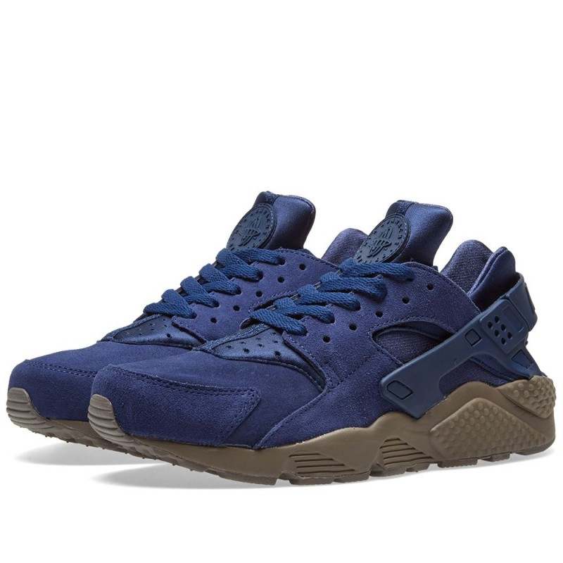 Nike Air Huarache Run SE Schuhe Marine 852628-400