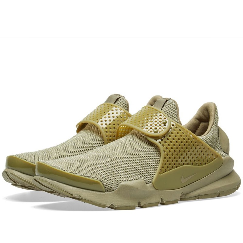 Nike Sock Dart Breathe Trooper Olive Rosa 909551-200