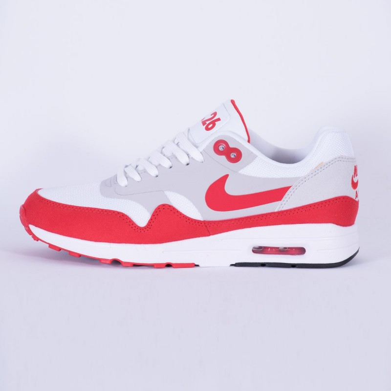 Nike Damen Air Max 1 Ultra 2.0 LE Weiß/Rot 908489-101