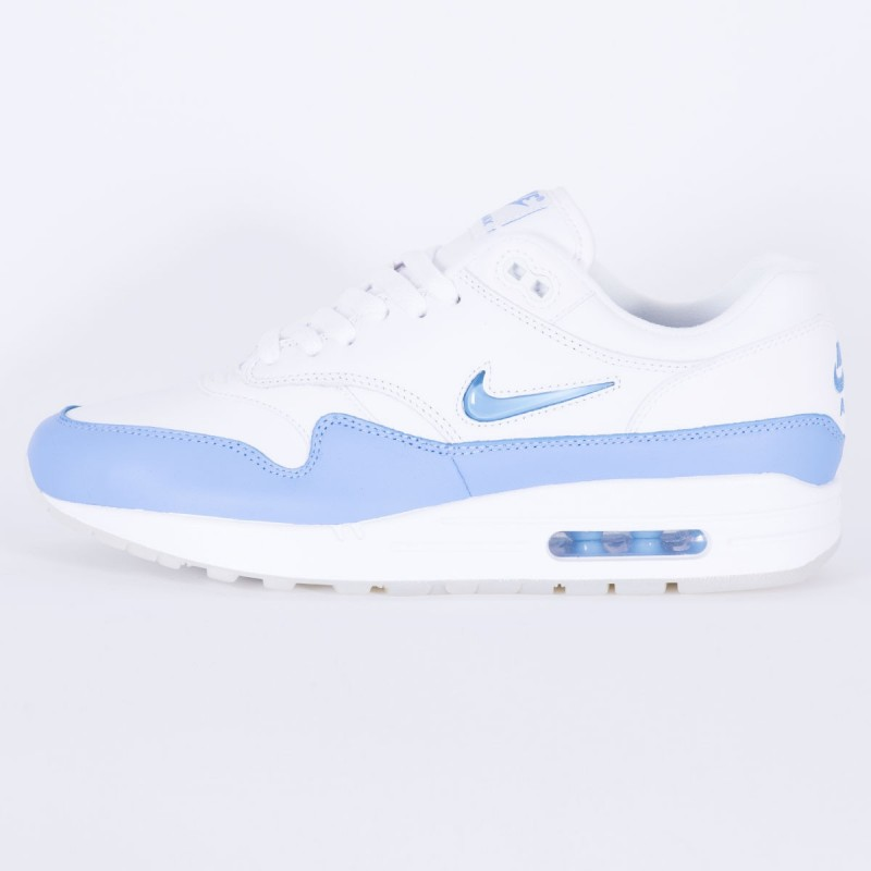 Nike Air Max 1 Jewel University Blau 918354-102