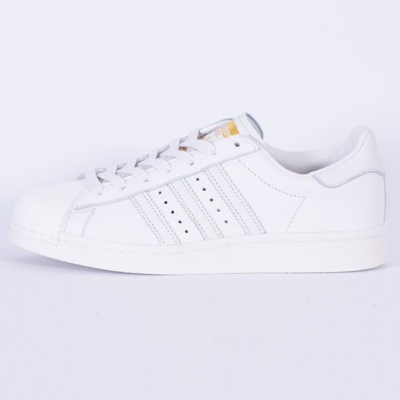 adidas Originals Superstar Boost Weiß/Weiß BB0187