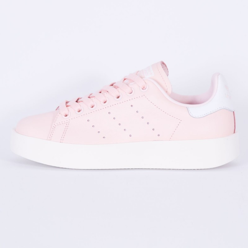 adidas Originals Stan Smith Bold Damen Rosa /Weiß BY2970