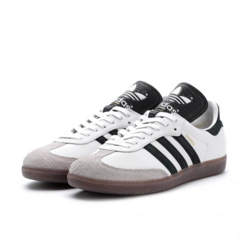 "Adidas Originals Samba Classic Mig ""made In Germany"" (Weiß/Schwarz) BB2587"