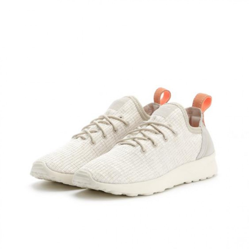 Adidas Damen Originals ZX Flux ADV Virtue Schuhe Braun Sun Glow BB2317